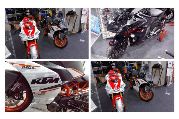 Italian tuning firm gives a boost to the Yamaha R3 and KTM RC 390