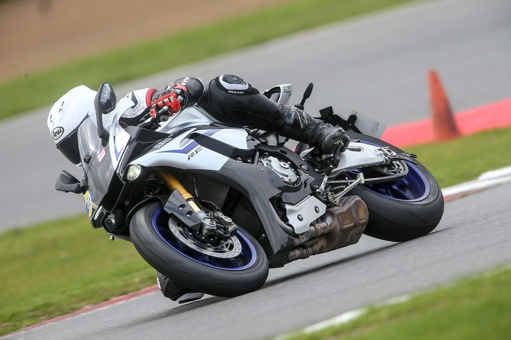 Yamaha extends R1M application window
