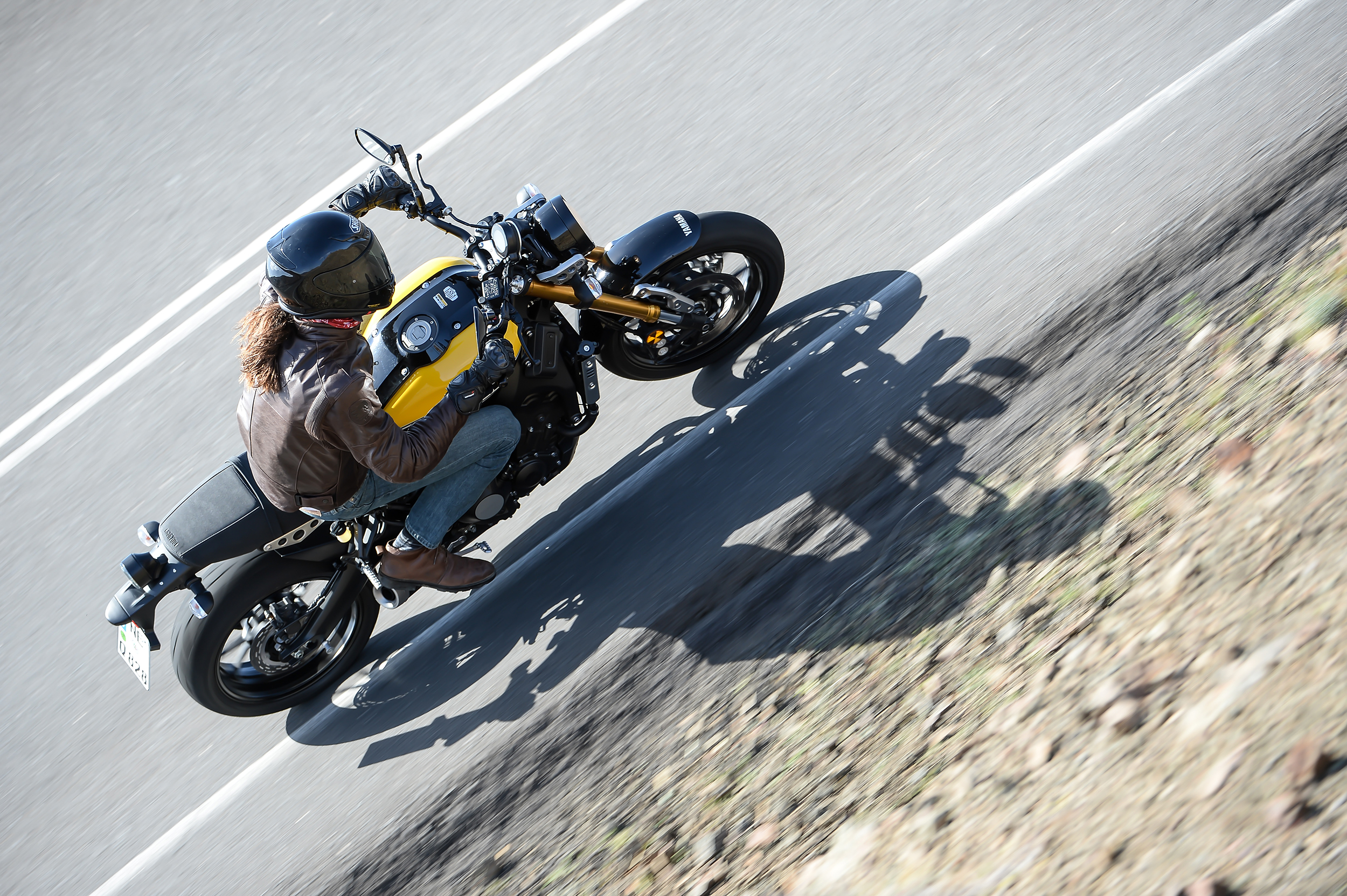 First ride: Yamaha XSR900 review