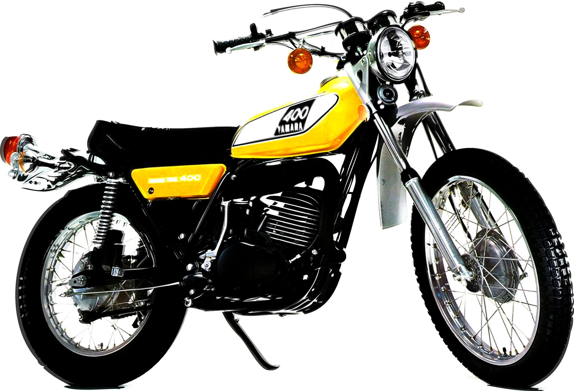Yamaha hints at DT revival