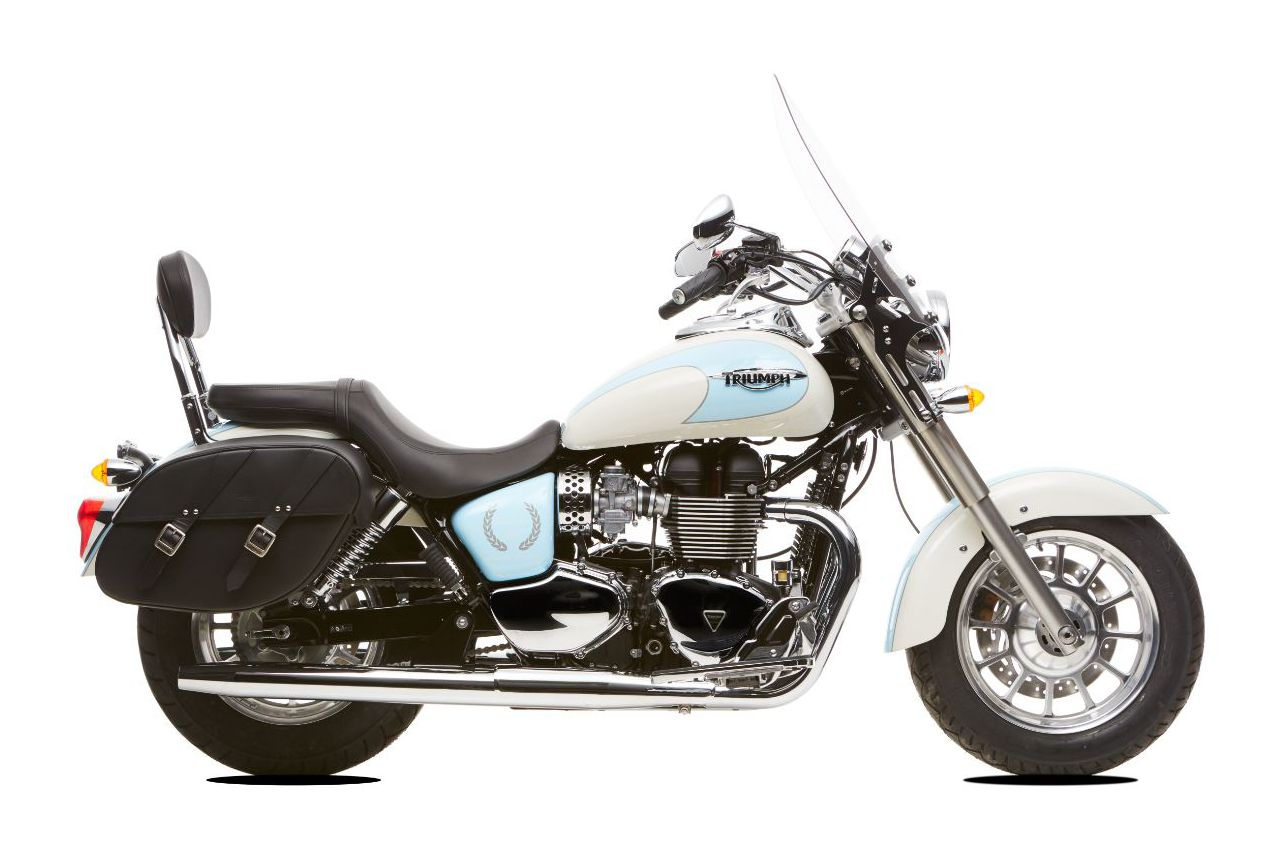 Triumph launches limited edition America cruisers