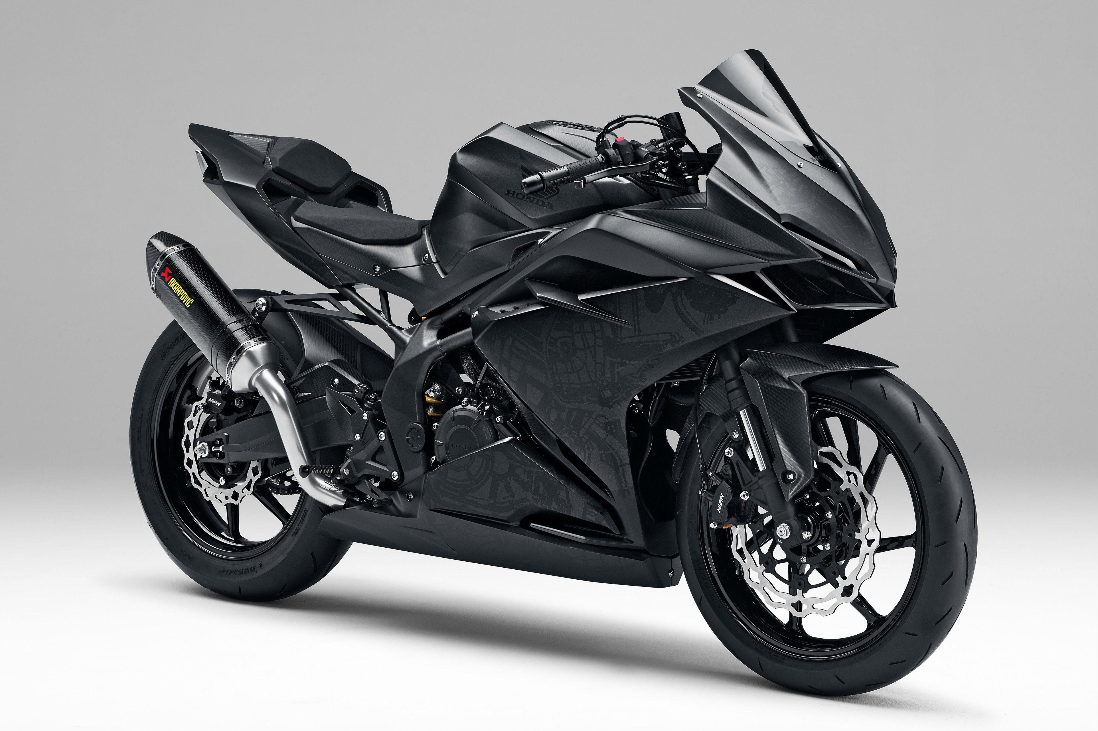 Honda CBR250RR production soon