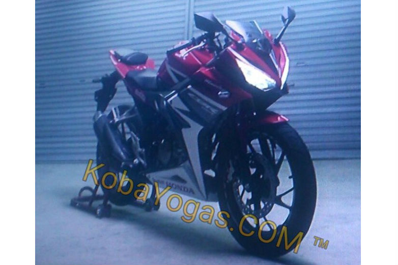 New Honda CBR125R coming