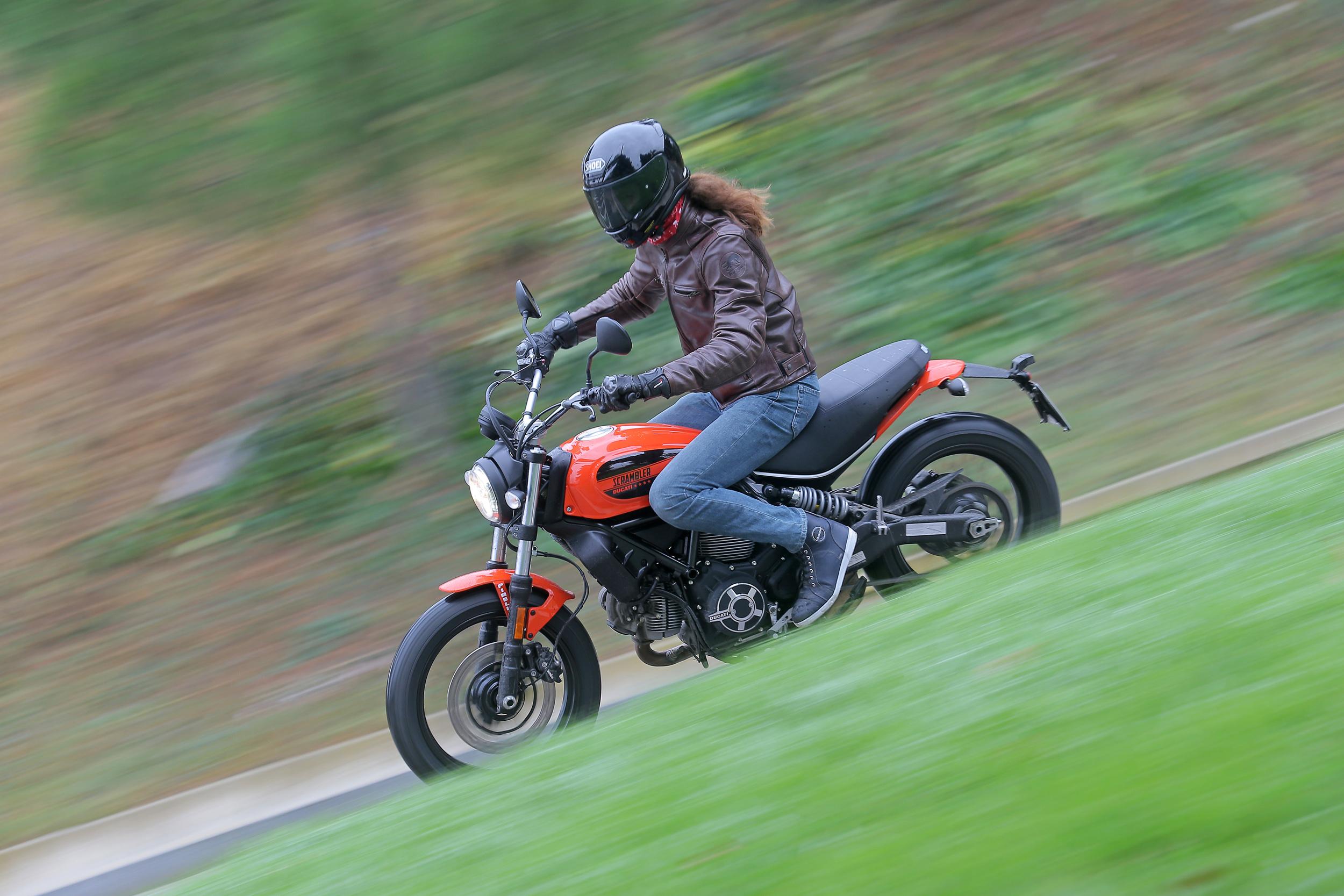 Ducati Scrambler Sixty Road Test