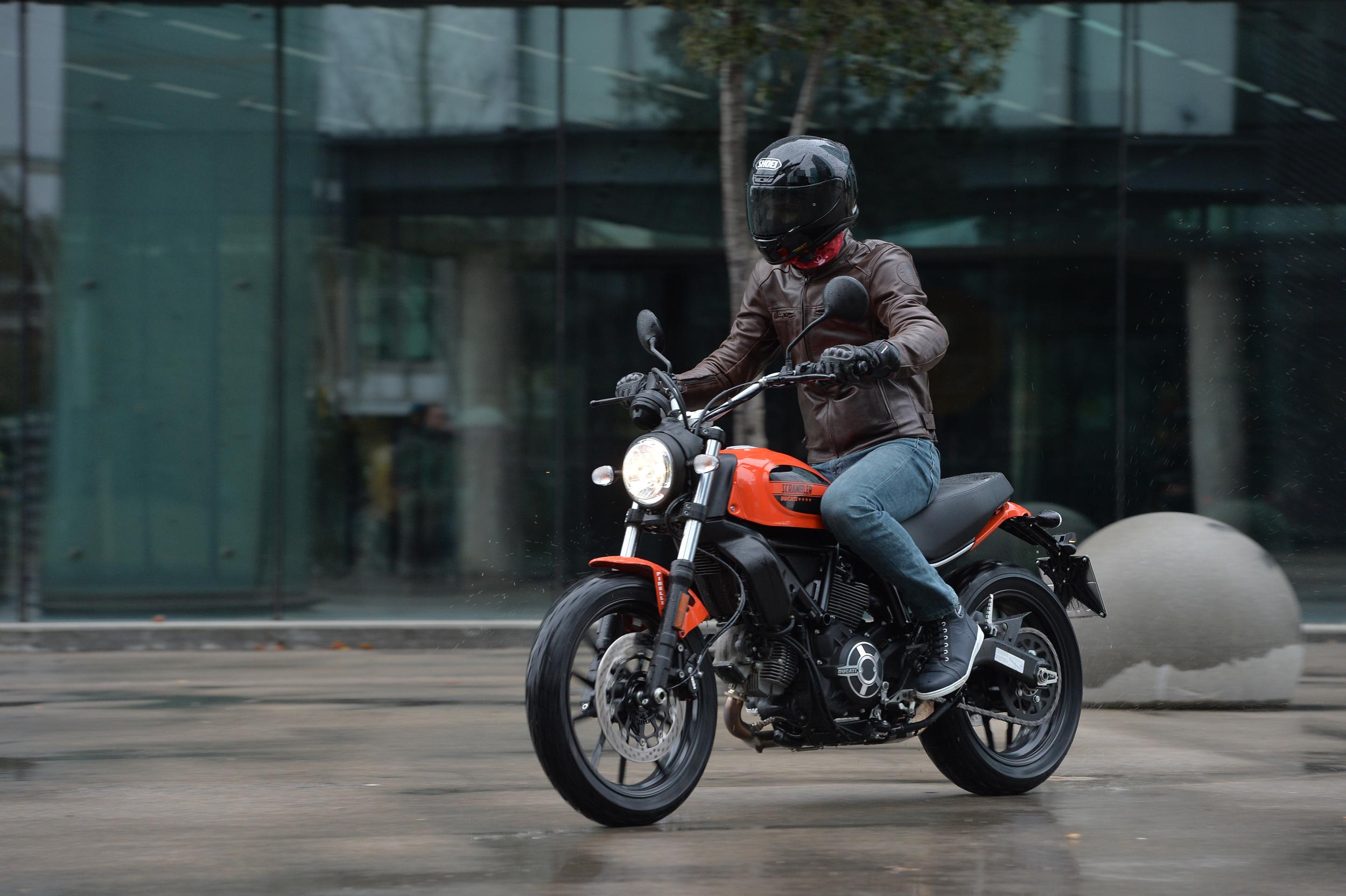 Is Ducati Scrambler A Good First Bike