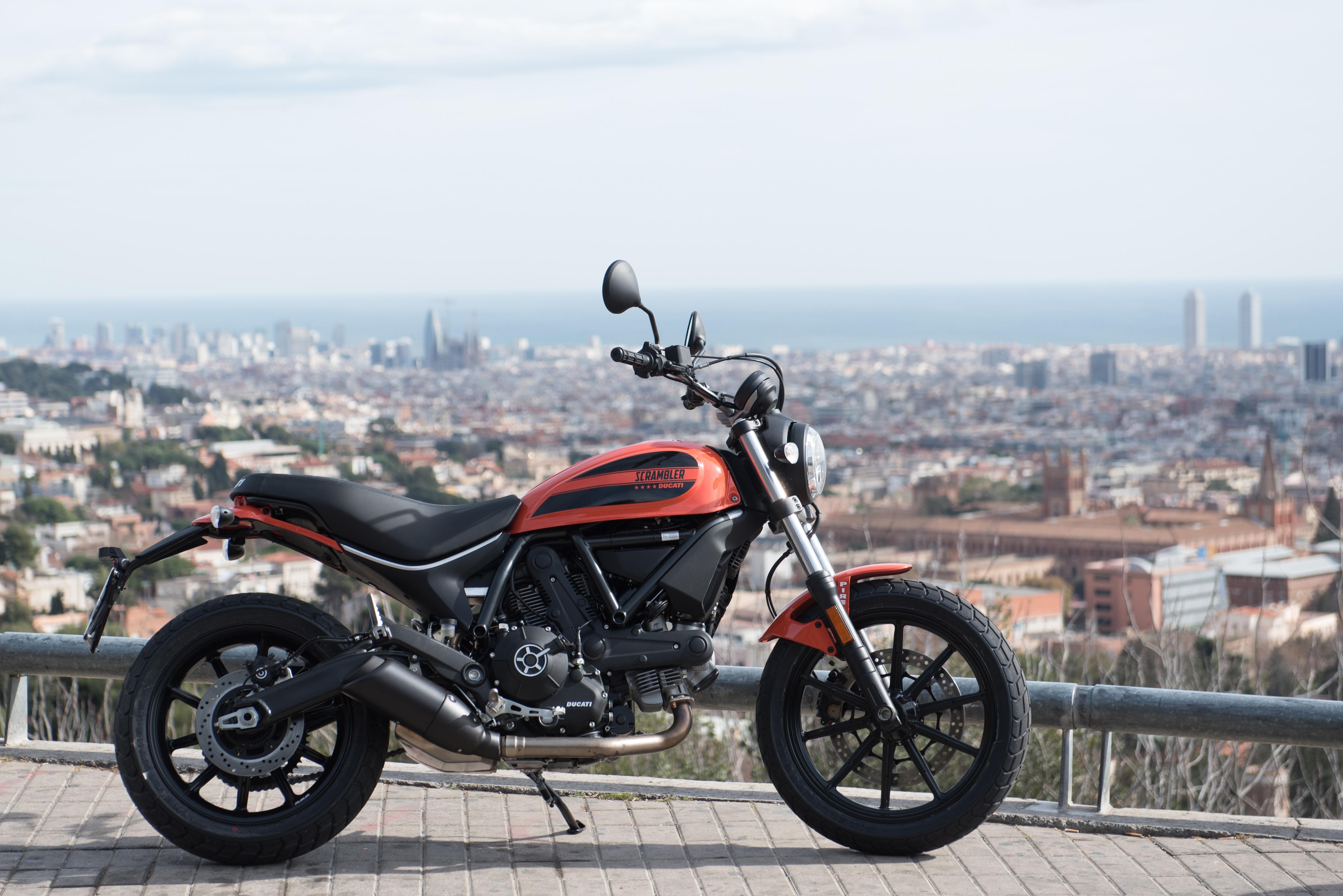 Ducati plans for supersize Scrambler