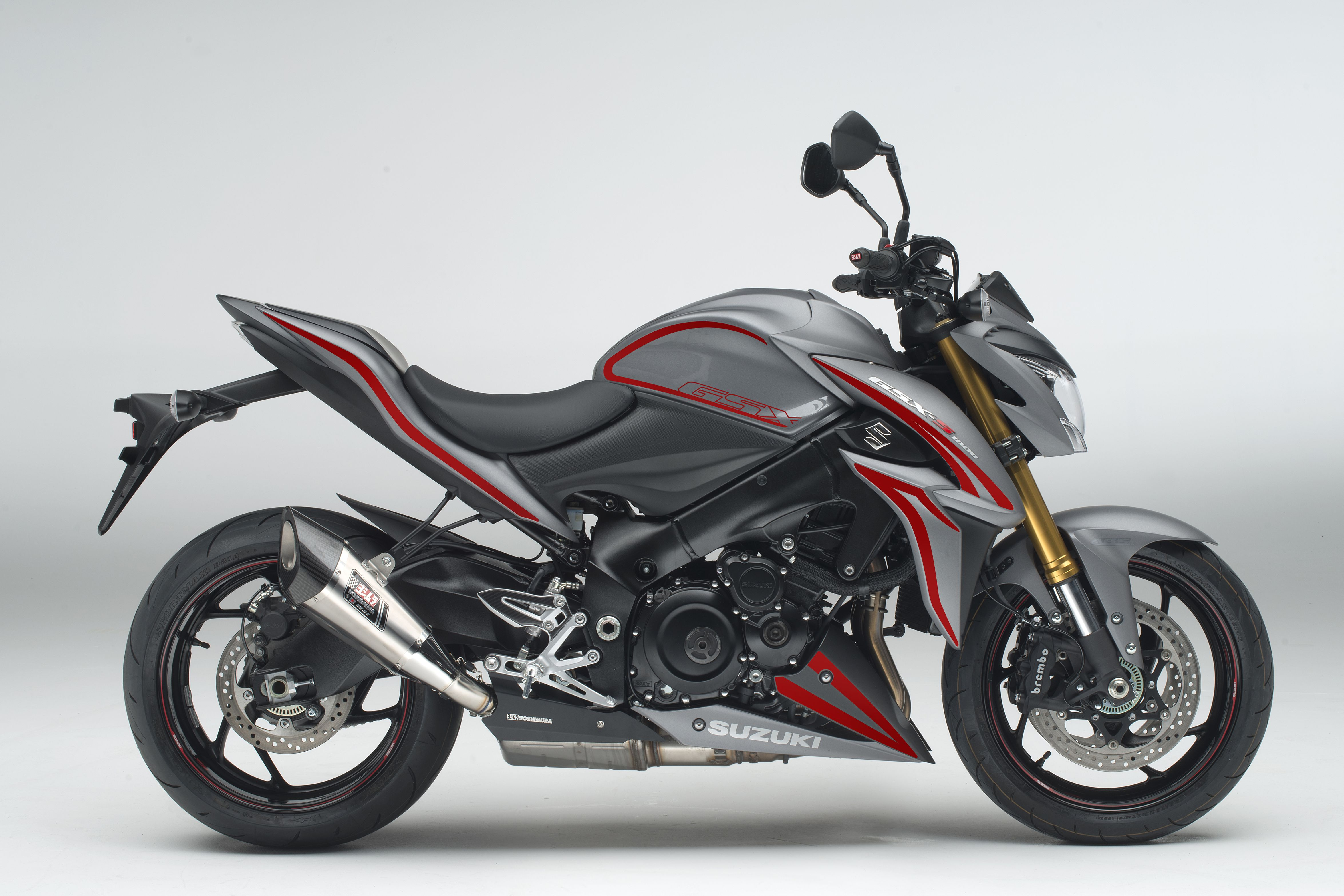 Suzuki announces GSX-1000 and GSX-S1000FA Yoshimura specials