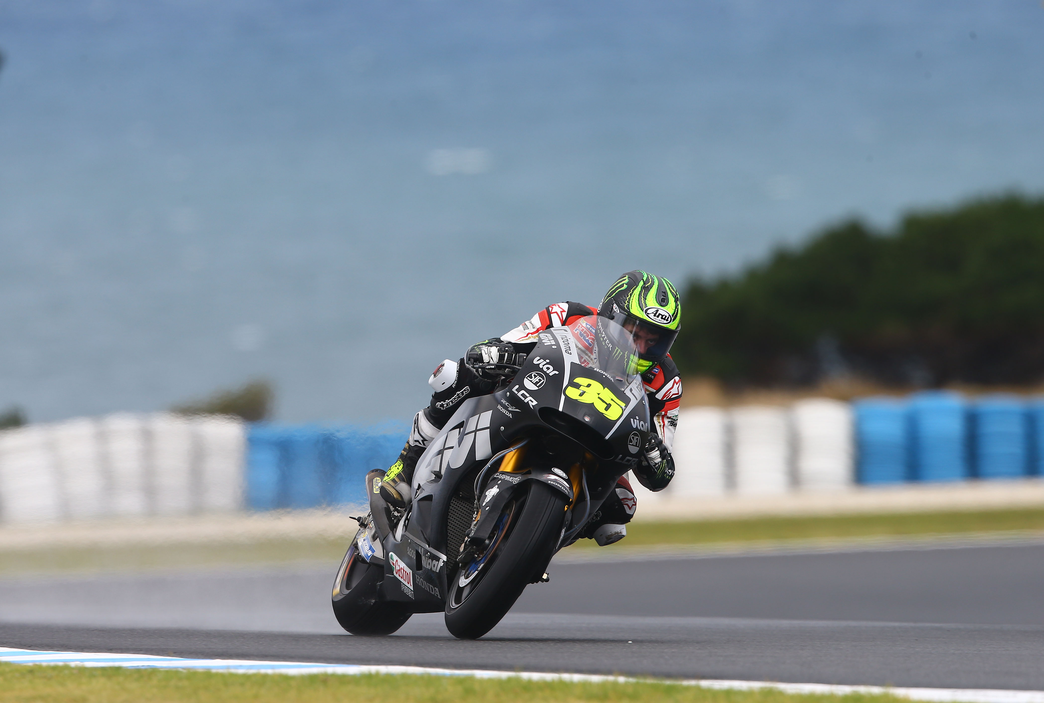 A 'wasted day' for Crutchlow