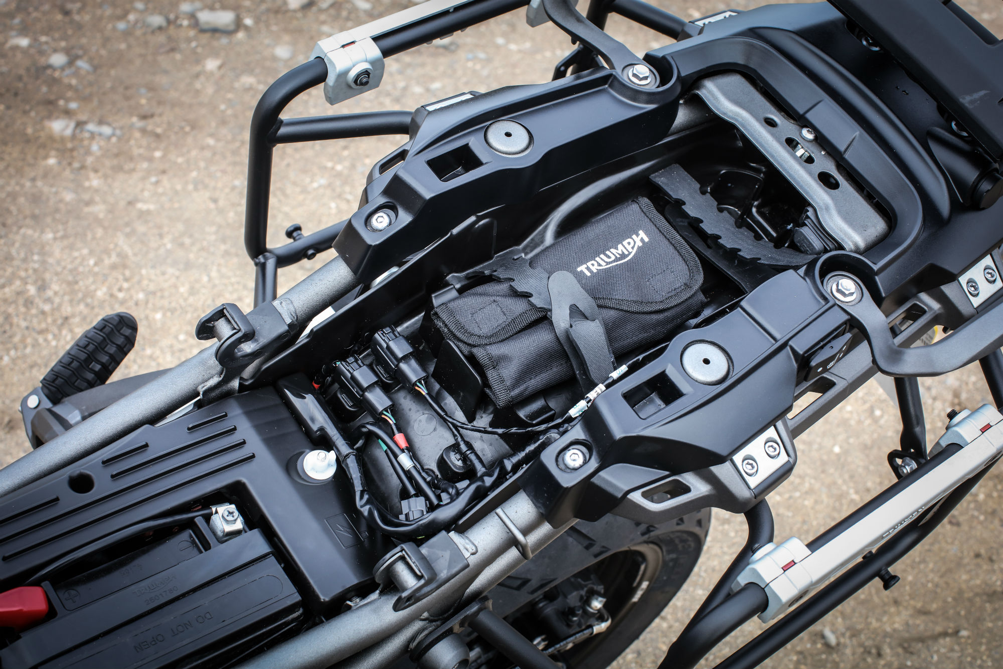 First Ride Triumph Tiger Explorer Review Visordown