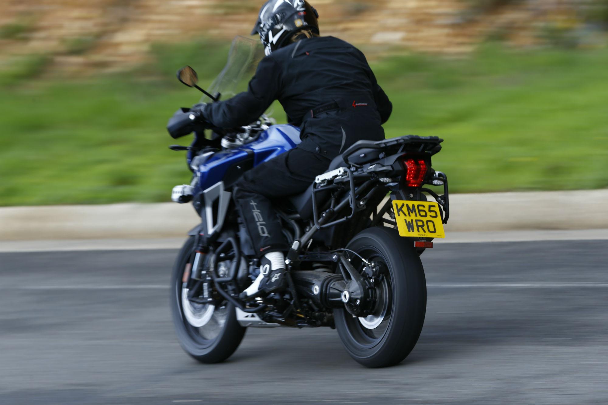 First Ride: Triumph Tiger Explorer review