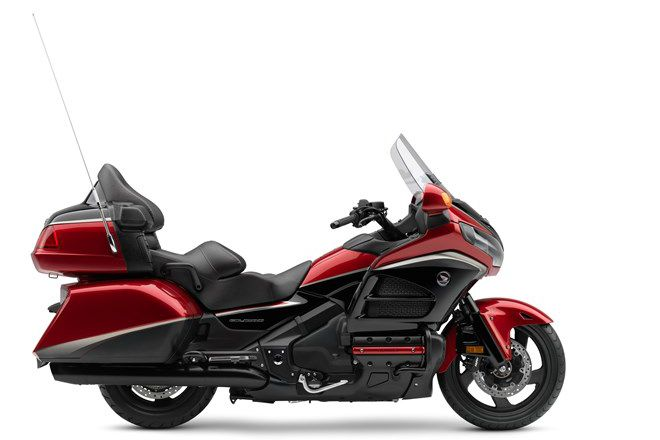 New Goldwing coming soon