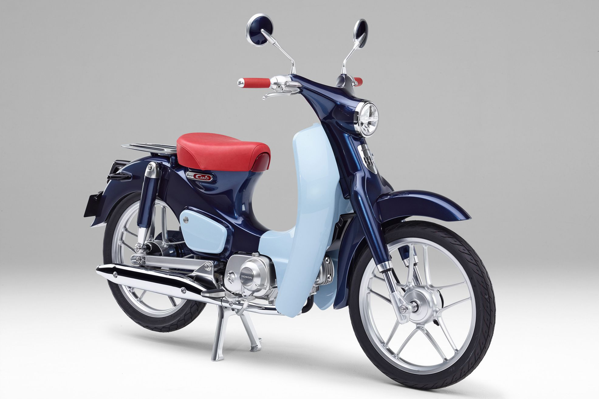 Honda to produce EV-CUB in two years