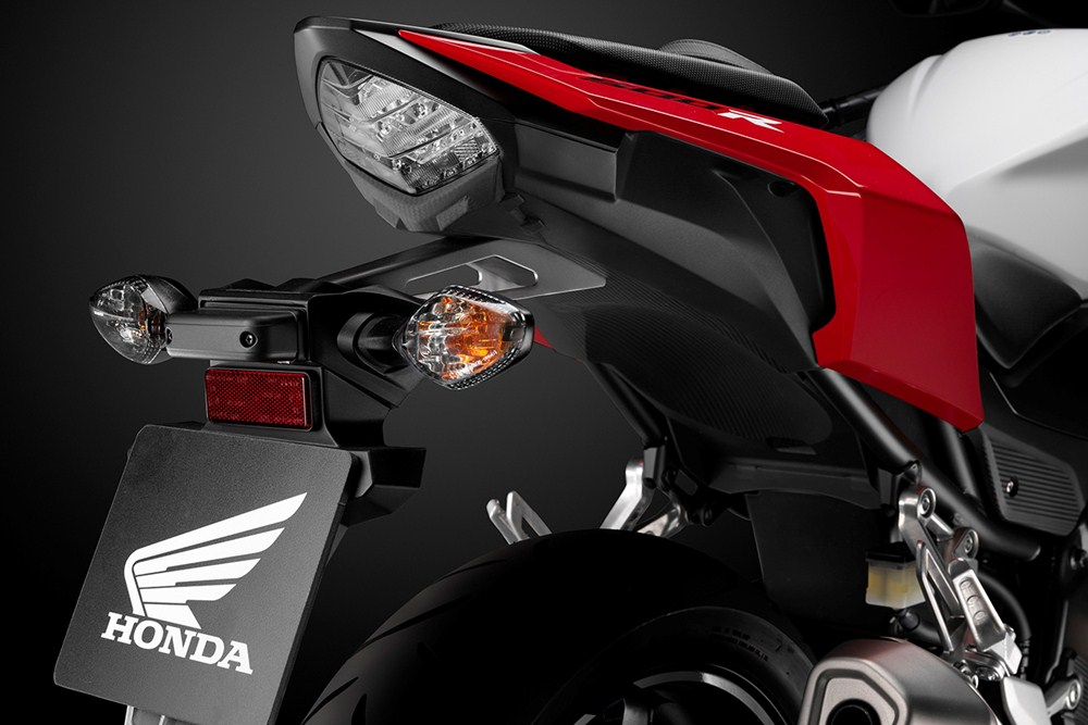 First ride: Honda CBR500R & CB500F review   Visordown