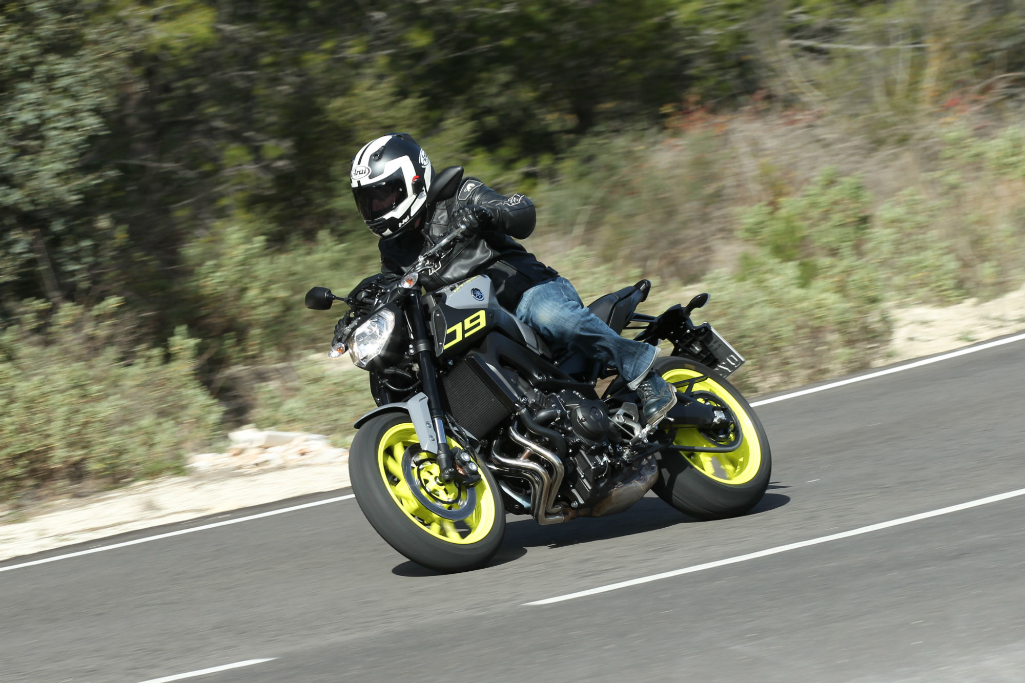 First ride: Yamaha MT-09 review