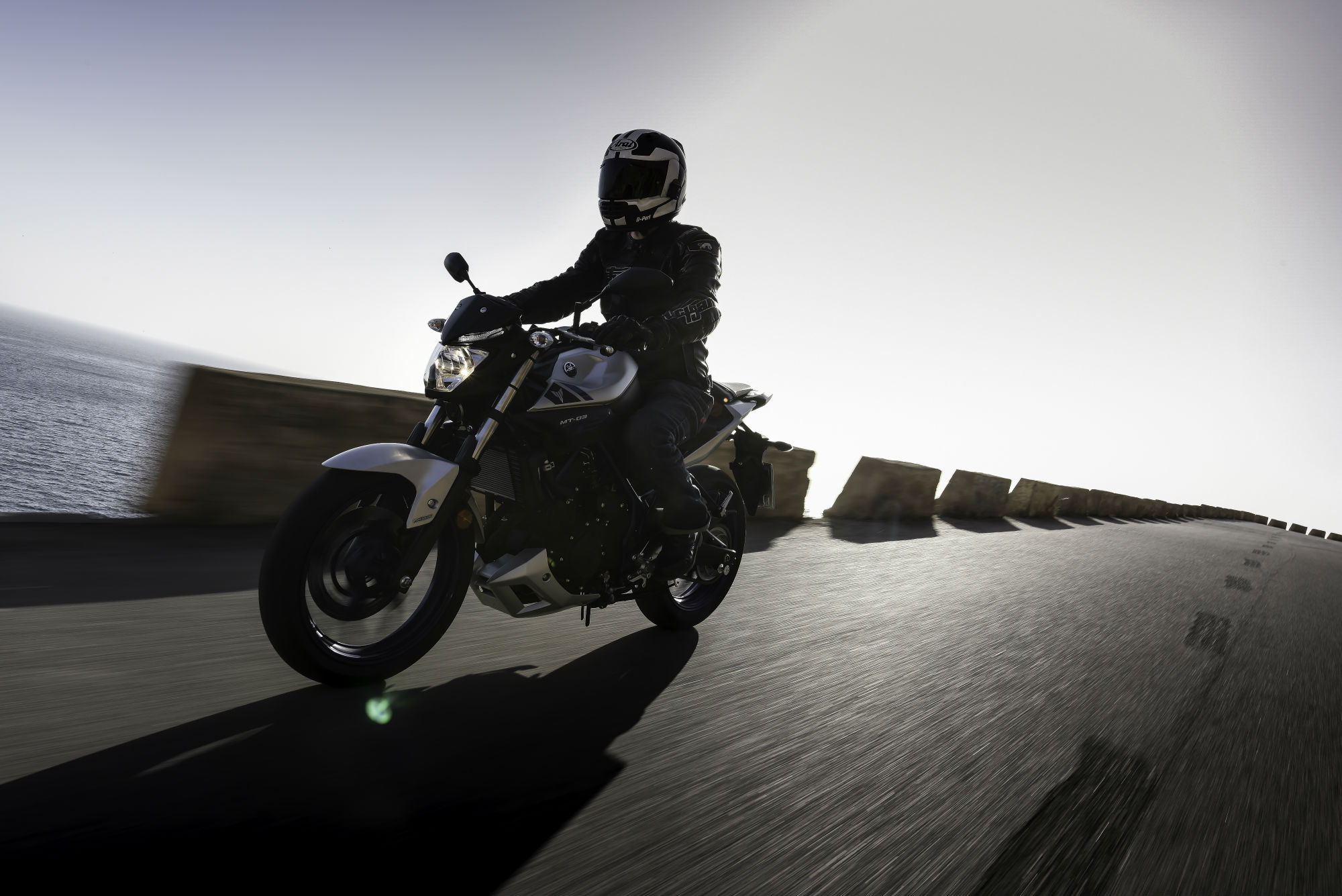 First ride: Yamaha MT-03 review