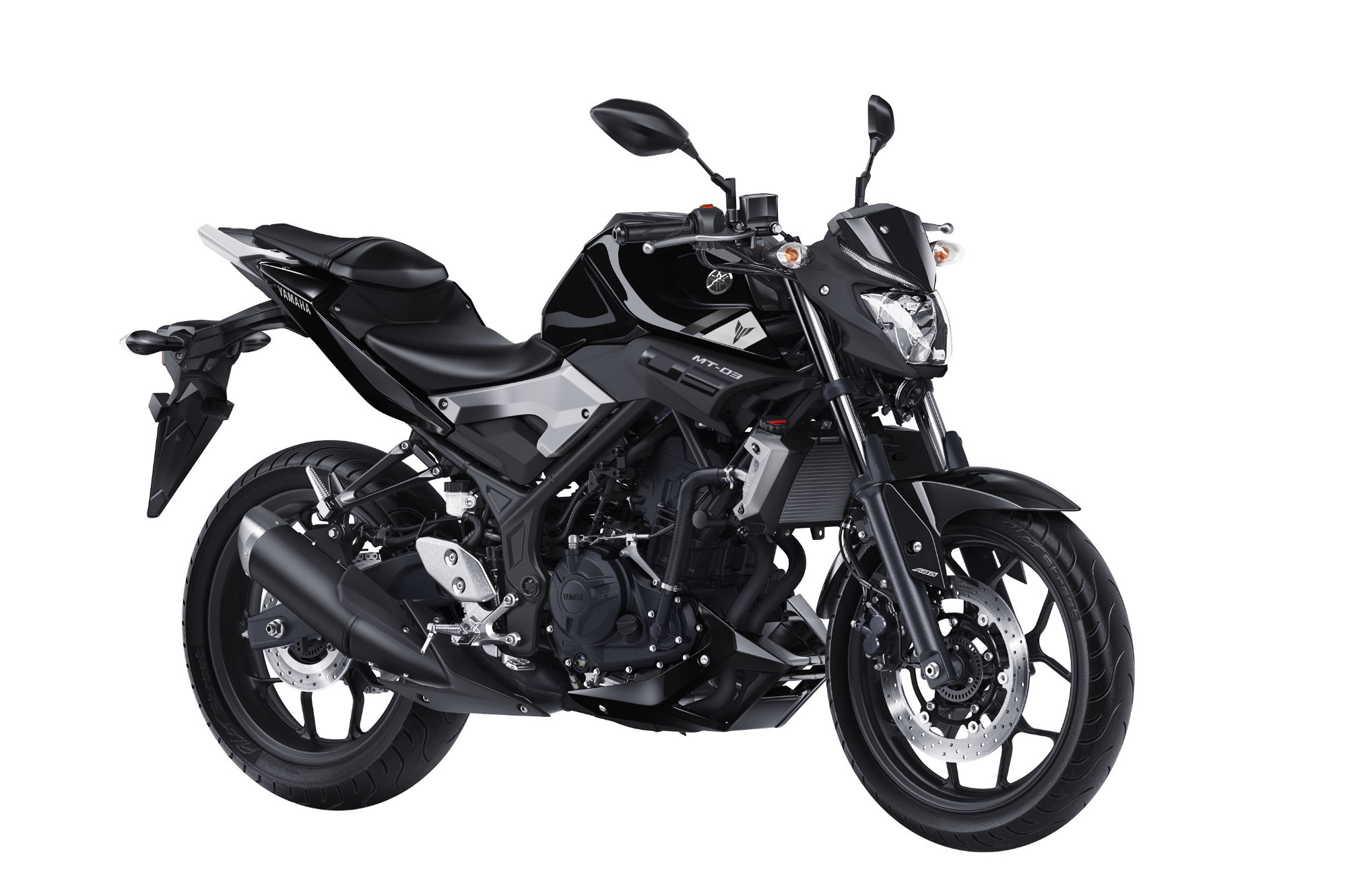 first ride yamaha mt 03 review visordown. Black Bedroom Furniture Sets. Home Design Ideas