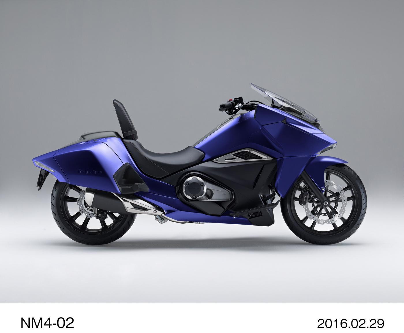 Honda NM4 tweaked