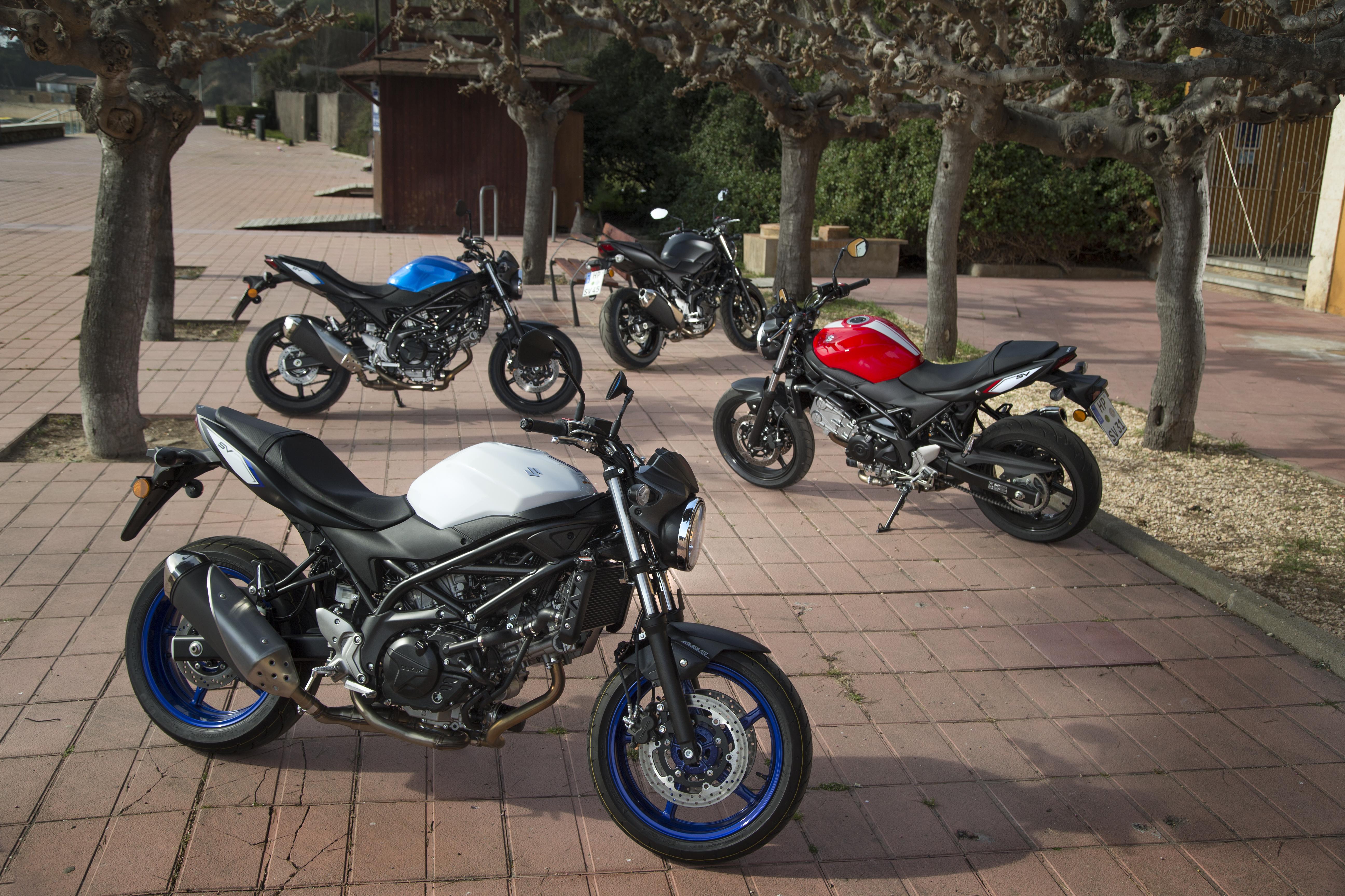 First Ride Suzuki SV650 Review