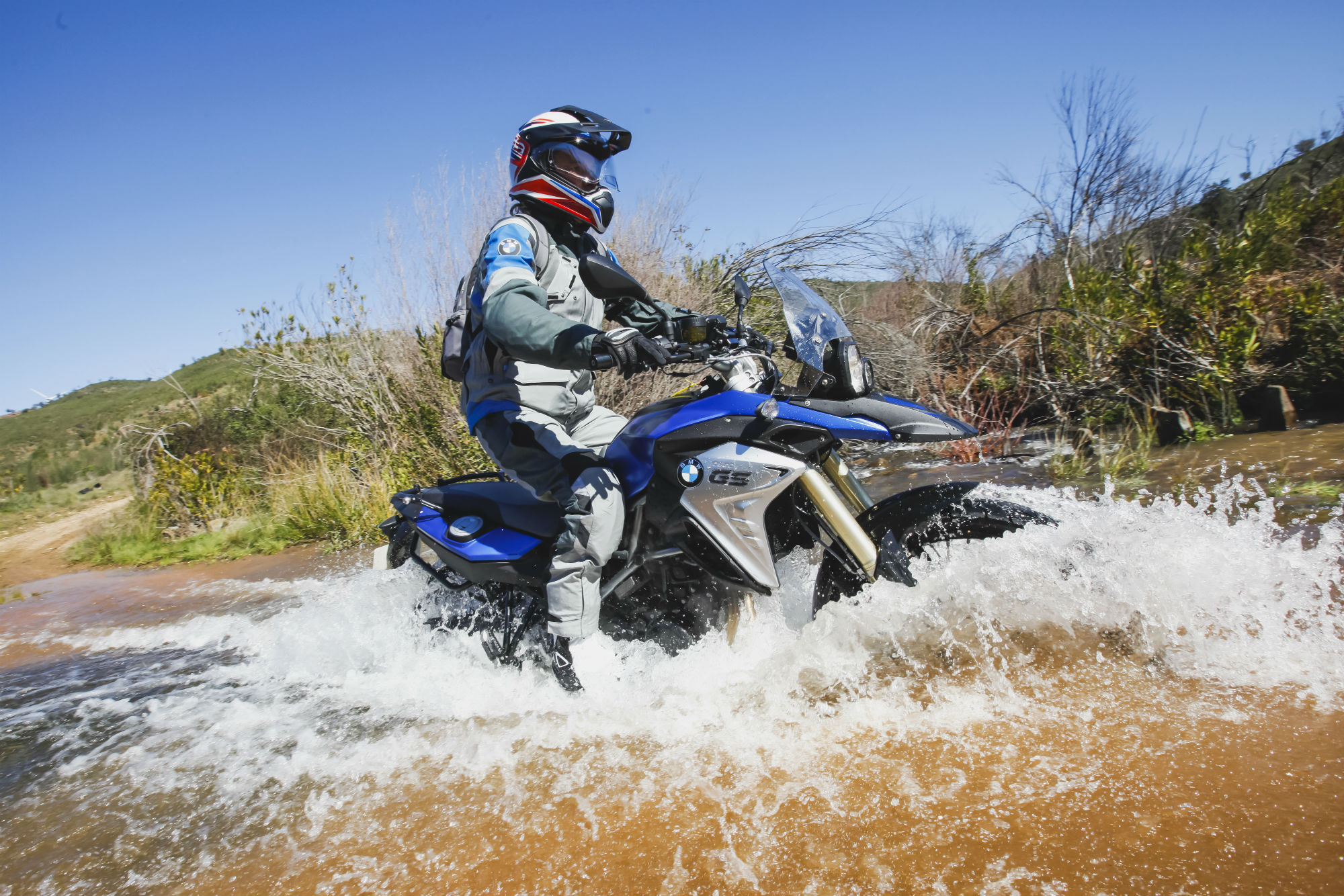 First Ride Bmw F700gs And F800gs Review Visordown