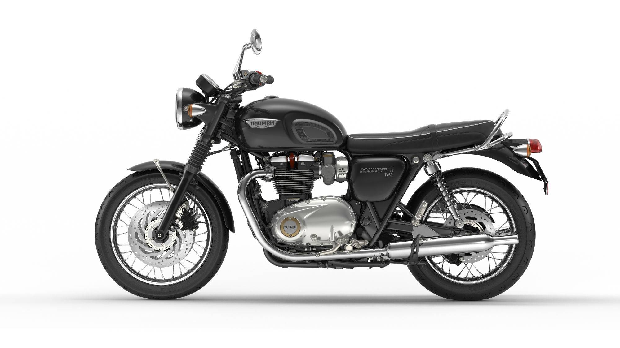 First ride: Triumph Bonneville T120 review
