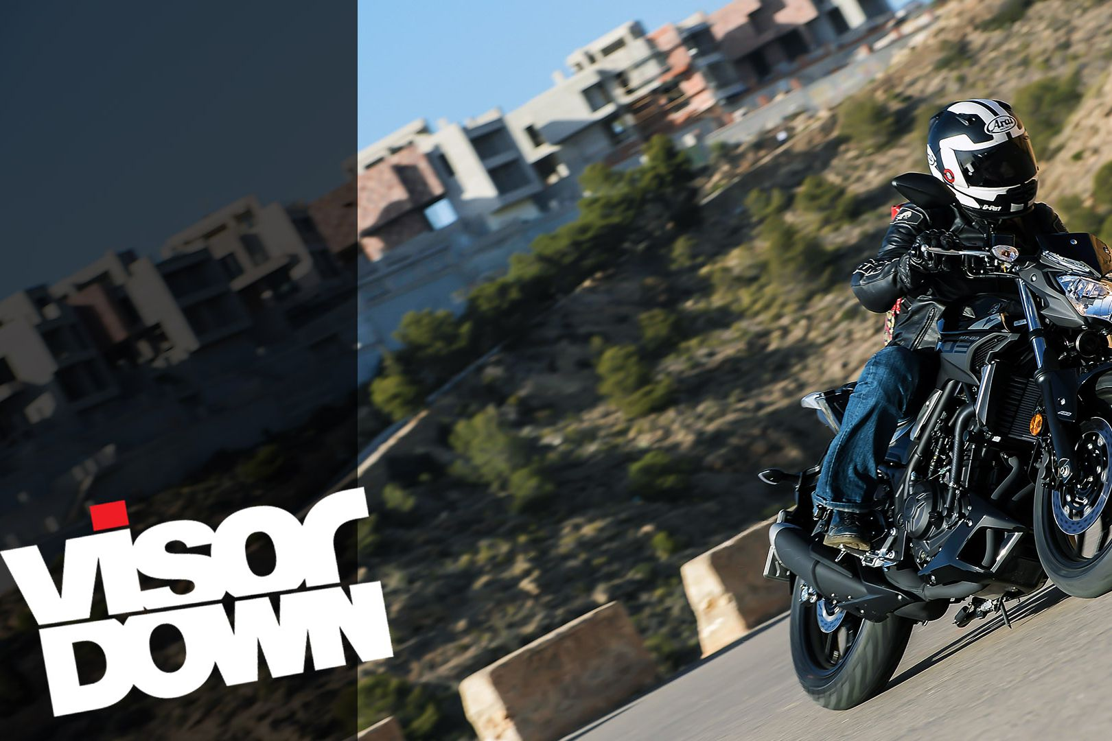 Yamaha MT-03 video review