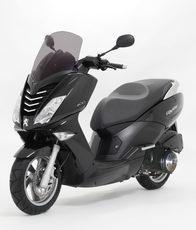 Peugeot announces new Citystar 200i | Visordown