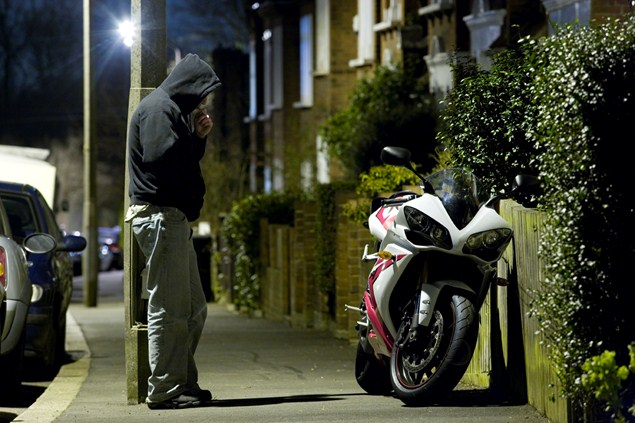 Bike theft up 44% in London