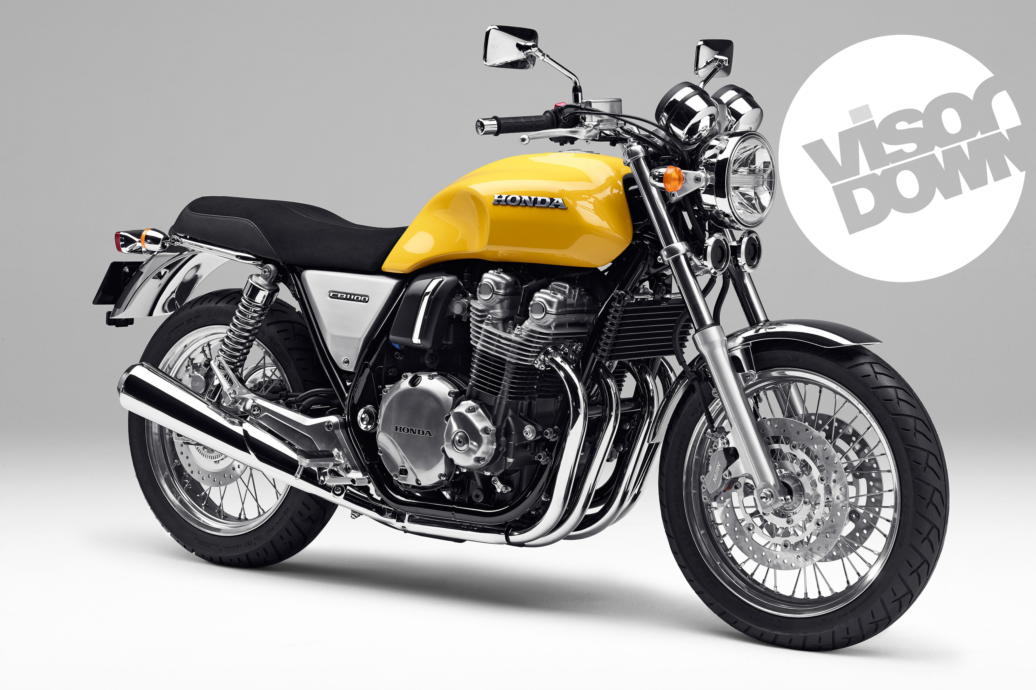 New Honda CB1100 to be previewed