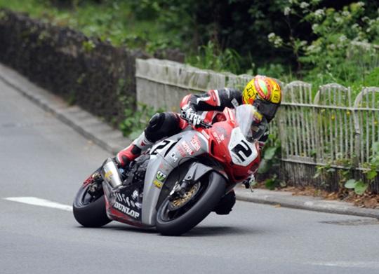 Cameron Donald re-joins Wilson Craig for TT 2016