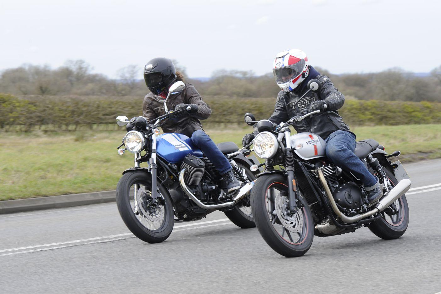 Yamaha Versus Susuki Motorcycles