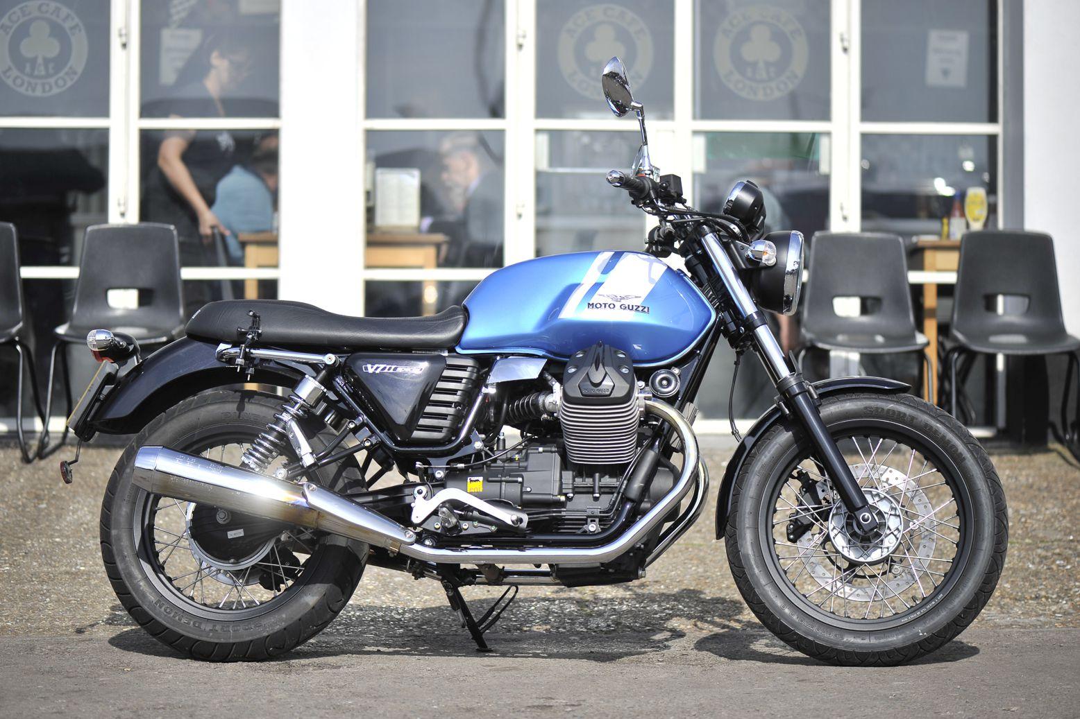 Retro bike group test: Yamaha XSR700 vs Ducati Scrambler vs Bonneville Street Twin vs Guzzi V7 II
