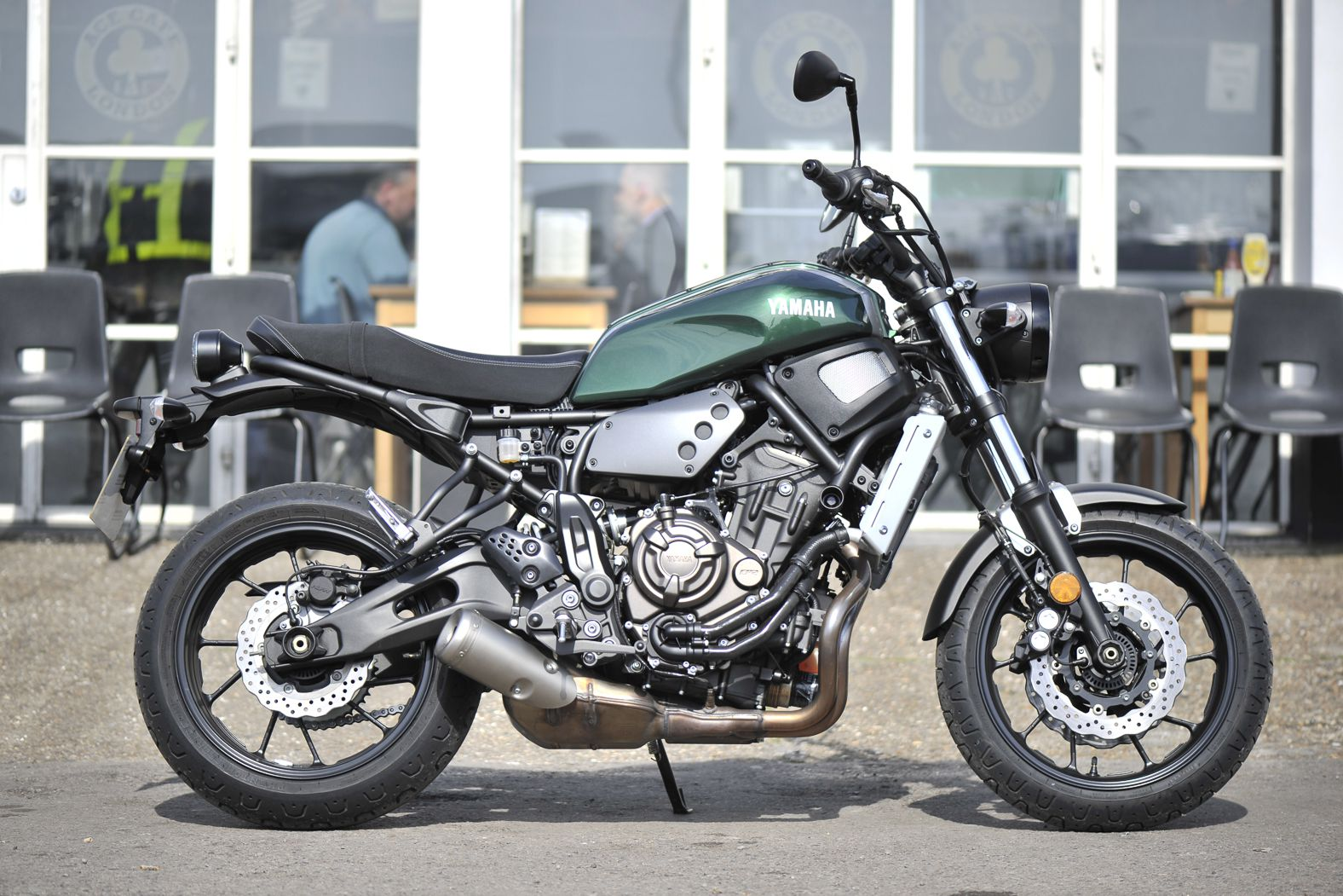 Retro Bike Group Test Yamaha XSR700 Vs Ducati Scrambler Bonneville Street Twin Guzzi