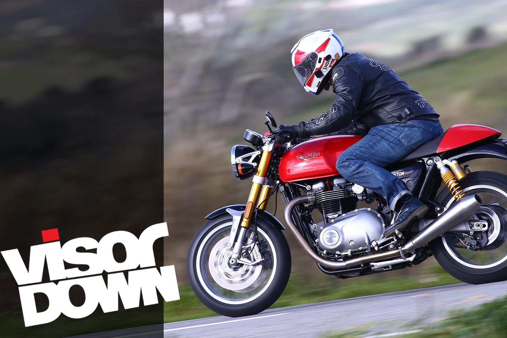 Triumph Thruxton R video review
