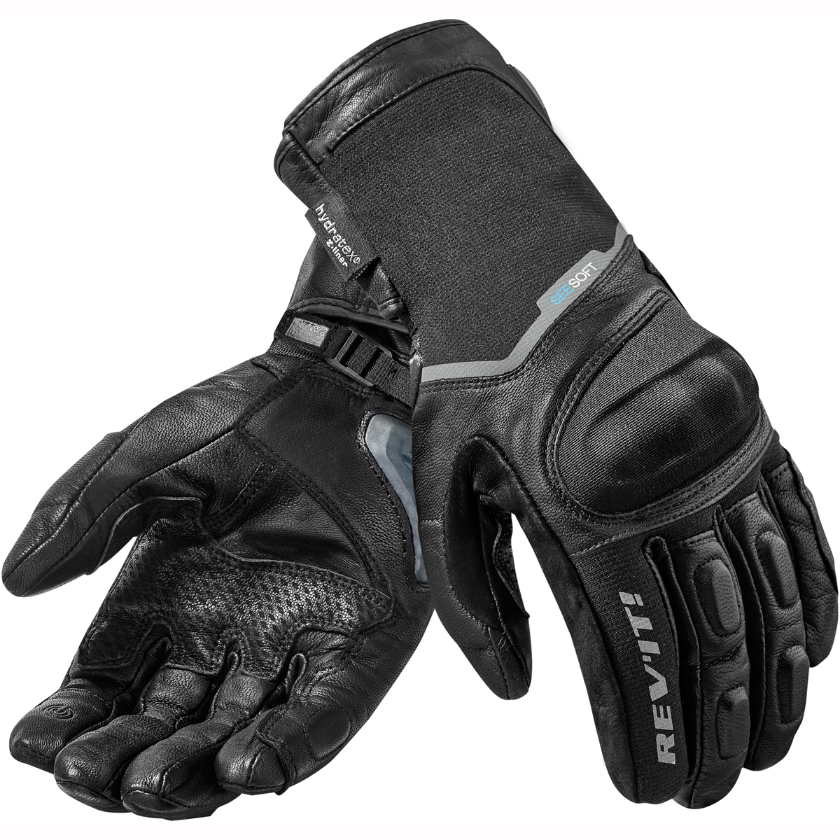 Motorcycle gloves palm protection - 9