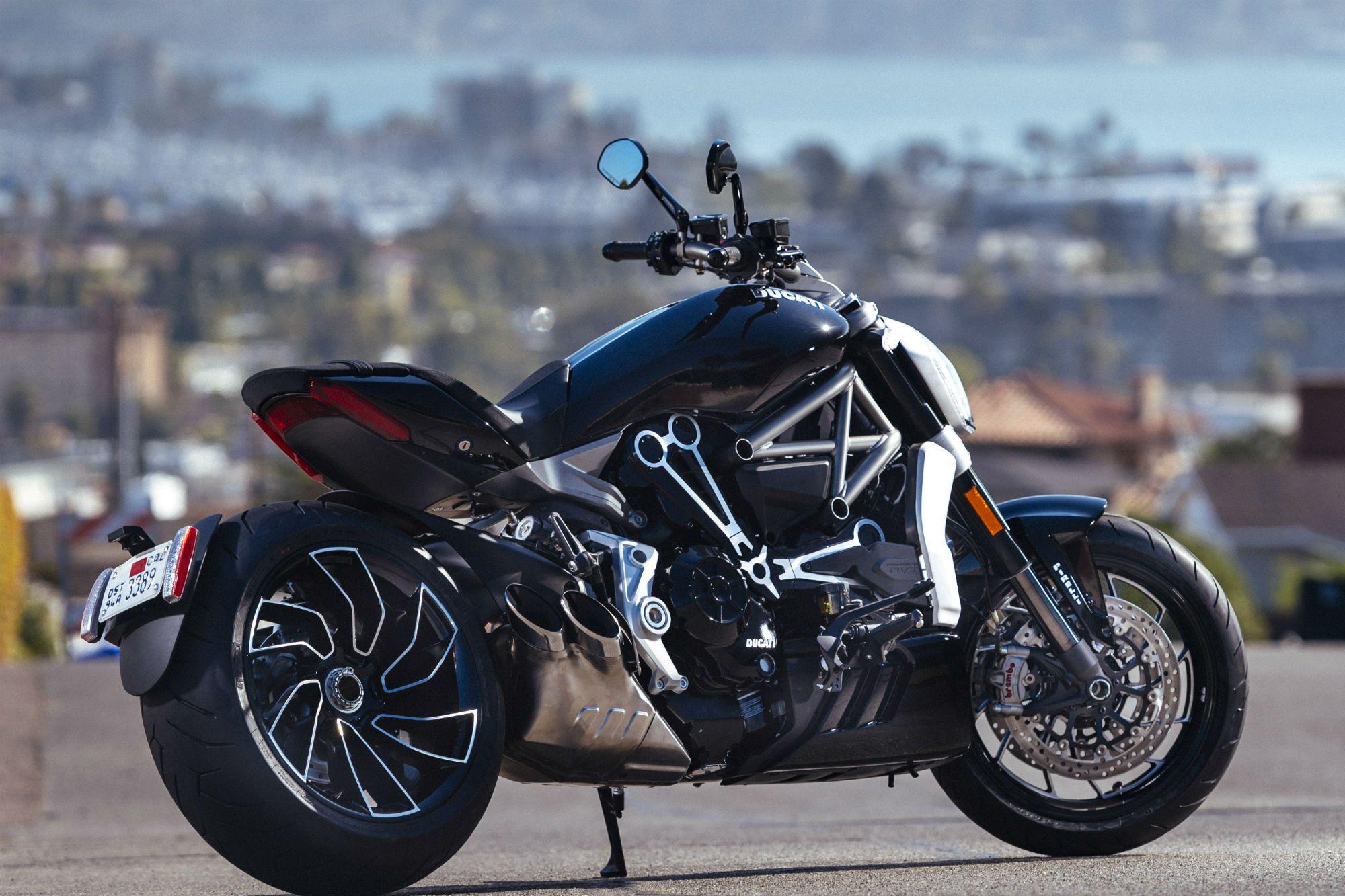 Ducati XDiavel S wins design award