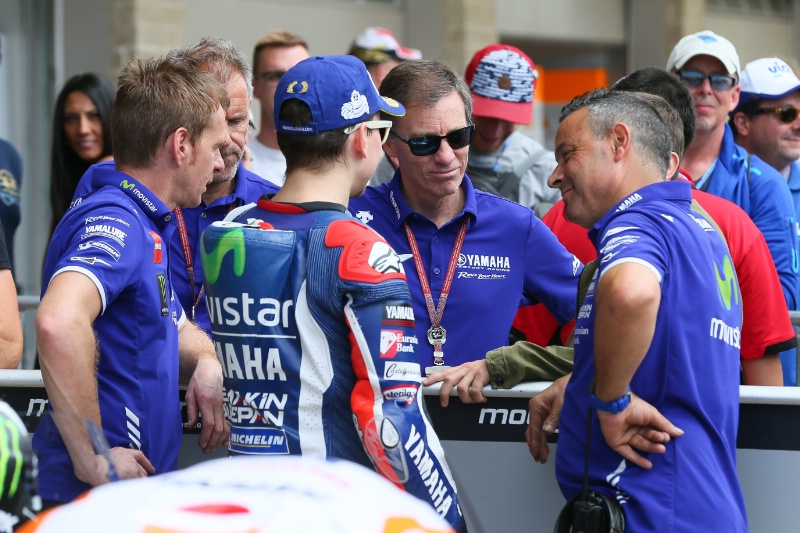 Yamaha boss says that each passing day reduces the chance of Lorenzo staying