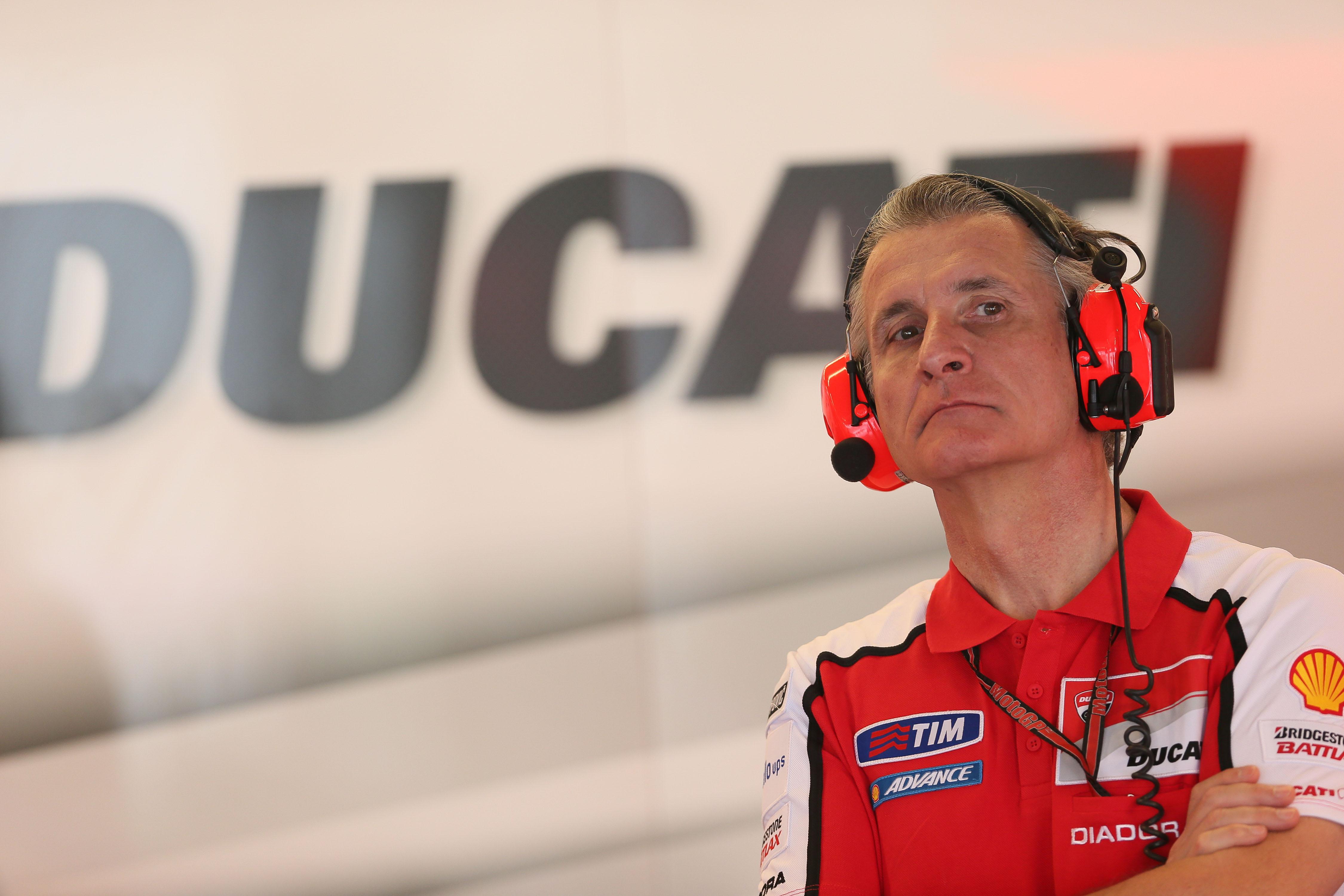 Ducati Sporting Director Paolo Ciabatti explains 'big plan' after Lorenzo signing