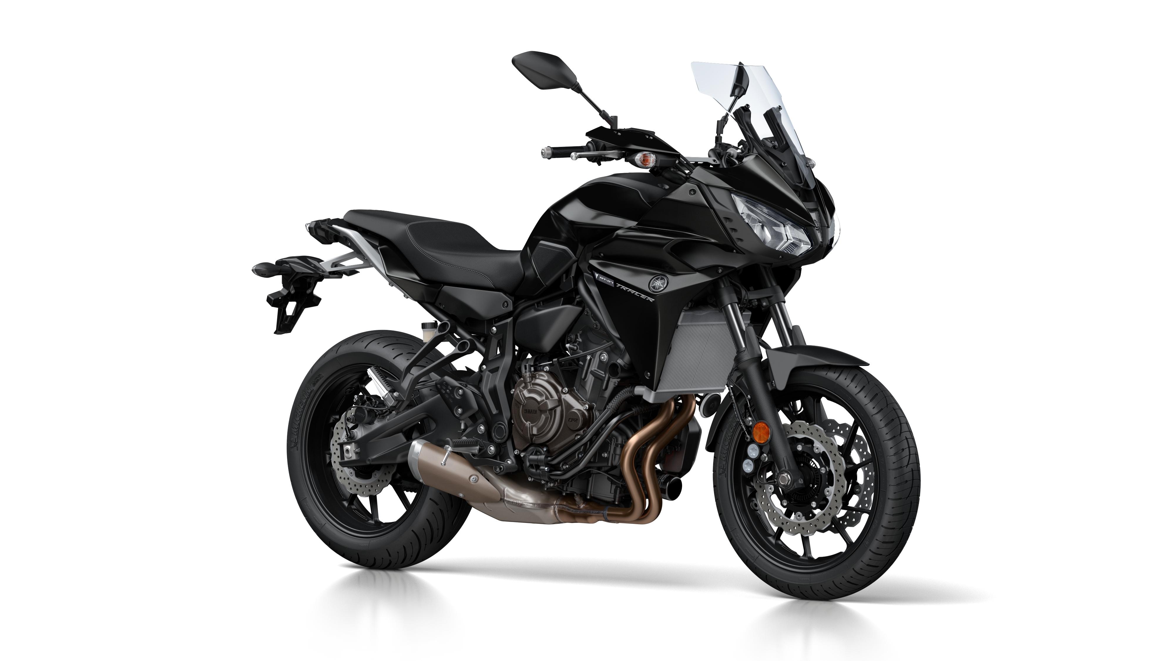 Yamaha Tracer 700 revealed