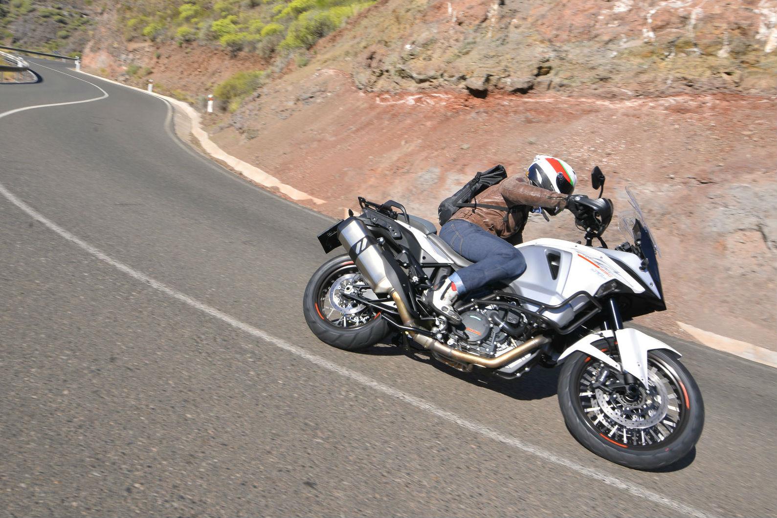 KTM 1290 Super Adventure recalled