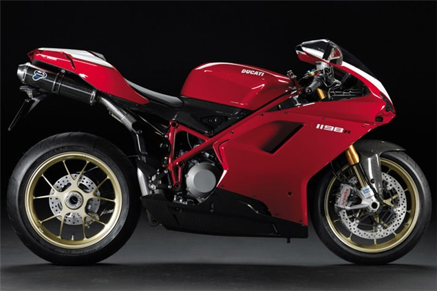 Ducati to sell 1198R in 2010?