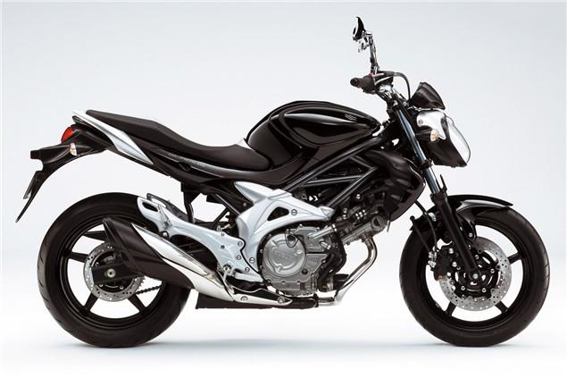 Suzuki unveil new Gladius Black