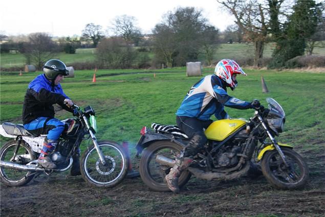 The Great Field Bike Challenge