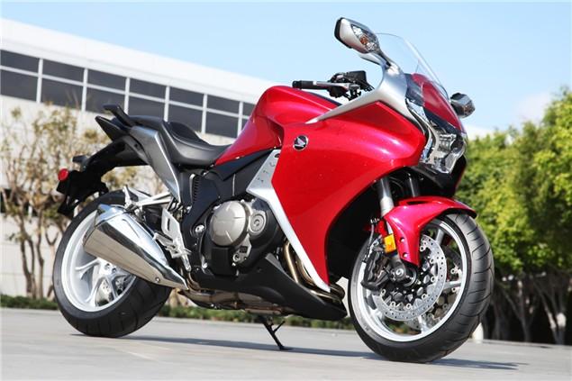 Honda VFR1200F launch: First riding impressions
