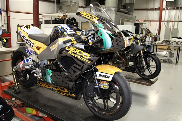 Buell linked to takeover bid