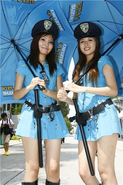 MotoGP Grid Girls Gallery - Sepang, Malaysia