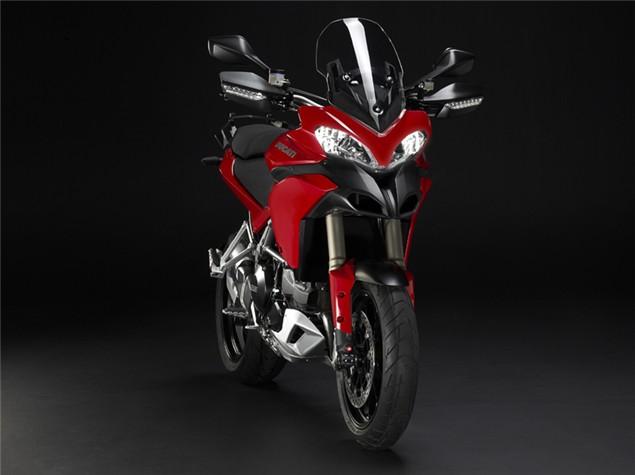 2010 Ducati Multistrada 1200 UK price