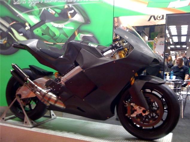 Milan: Suter 500cc GP Racer