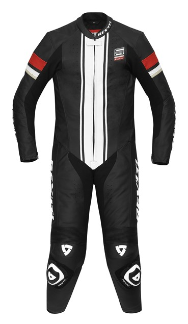 2010 retro one-piece suit from REV'IT!