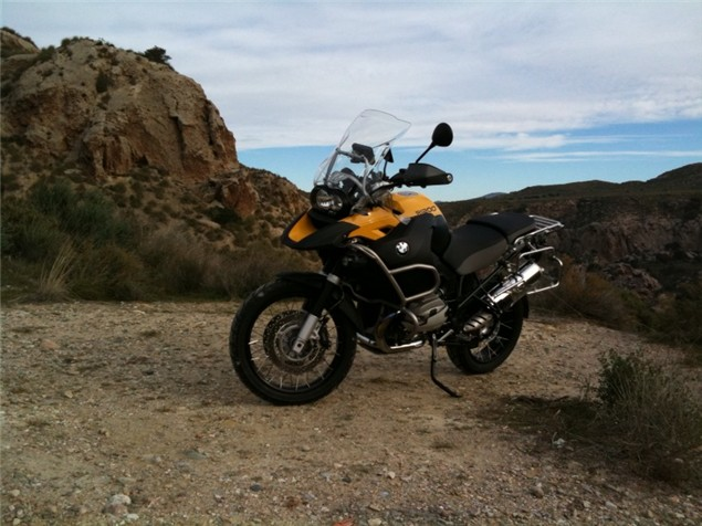 BMW R1200GS-R1200RT launch: Day Two
