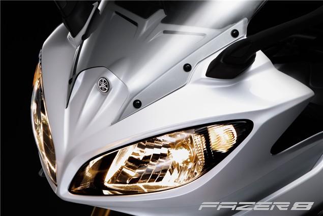 First Look: 2010 Yamaha Fazer 8